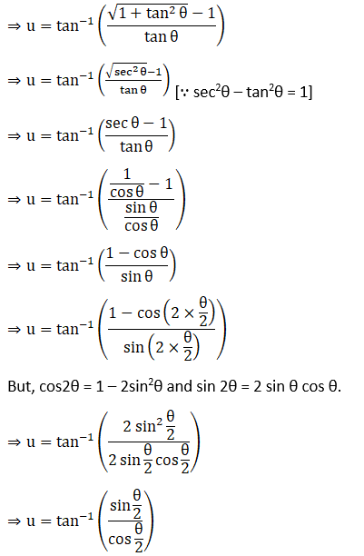 RD Sharma Solutions for Class 12 Maths Chapter 11 Diffrentiation Image 402