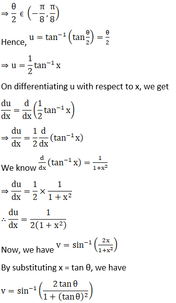 RD Sharma Solutions for Class 12 Maths Chapter 11 Diffrentiation Image 404