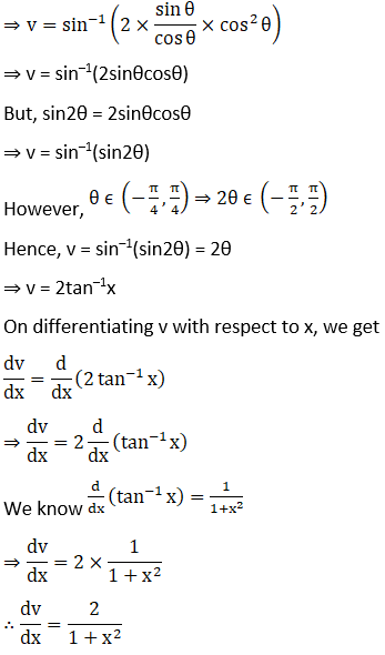 RD Sharma Solutions for Class 12 Maths Chapter 11 Diffrentiation Image 406