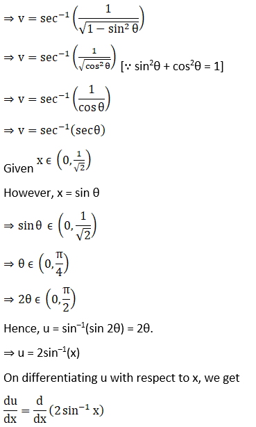 RD Sharma Solutions for Class 12 Maths Chapter 11 Diffrentiation Image 411