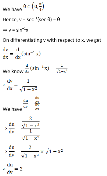 RD Sharma Solutions for Class 12 Maths Chapter 11 Diffrentiation Image 413