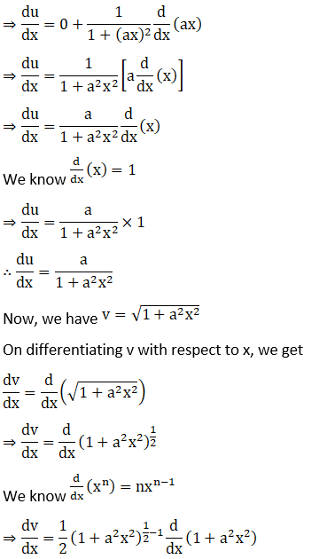 RD Sharma Solutions for Class 12 Maths Chapter 11 Diffrentiation Image 436