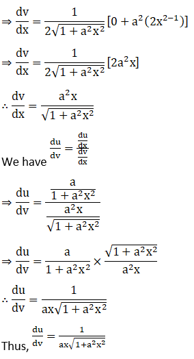 RD Sharma Solutions for Class 12 Maths Chapter 11 Diffrentiation Image 438