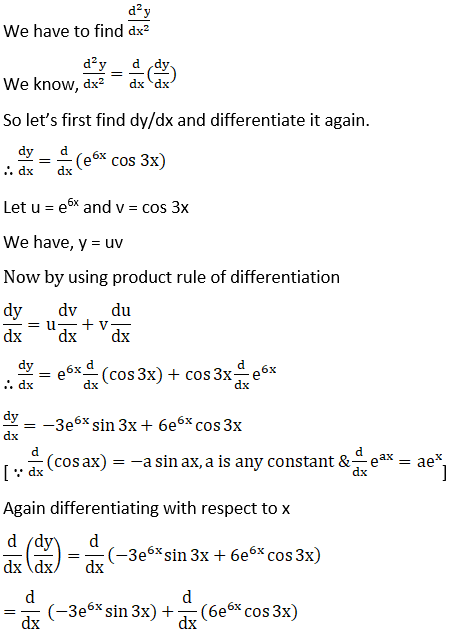 RD Sharma Solutions for Class 12 Maths Chapter 12 Higher Order Derivatives Image 10