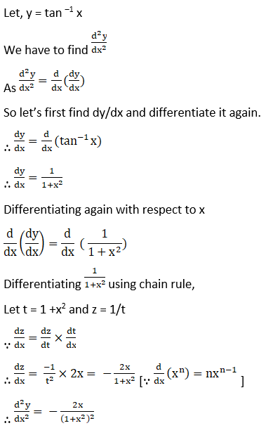 RD Sharma Solutions for Class 12 Maths Chapter 12 Higher Order Derivatives Image 15