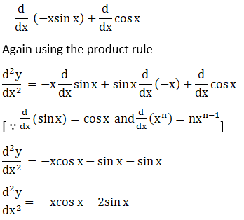RD Sharma Solutions for Class 12 Maths Chapter 12 Higher Order Derivatives Image 18