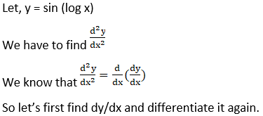 RD Sharma Solutions for Class 12 Maths Chapter 12 Higher Order Derivatives Image 2