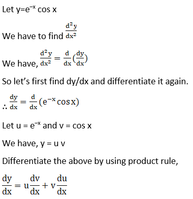 RD Sharma Solutions for Class 12 Maths Chapter 12 Higher Order Derivatives Image 22