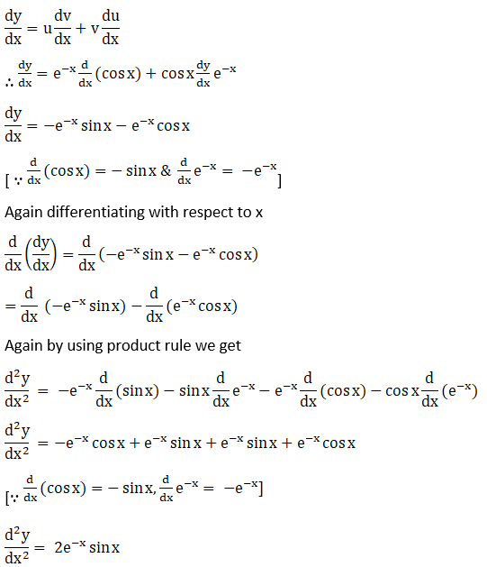 RD Sharma Solutions for Class 12 Maths Chapter 12 Higher Order Derivatives Image 23