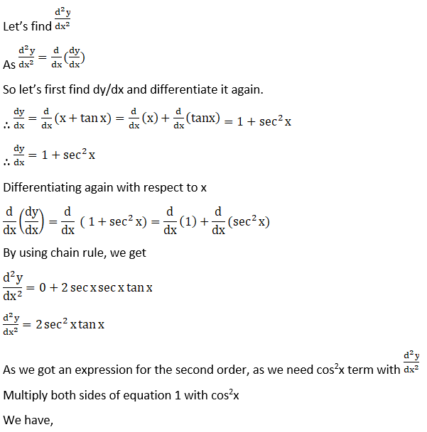 RD Sharma Solutions for Class 12 Maths Chapter 12 Higher Order Derivatives Image 25