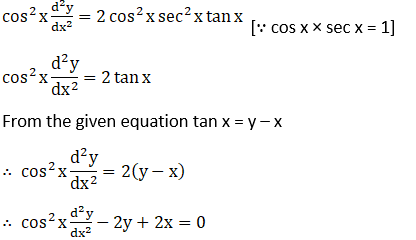 RD Sharma Solutions for Class 12 Maths Chapter 12 Higher Order Derivatives Image 26