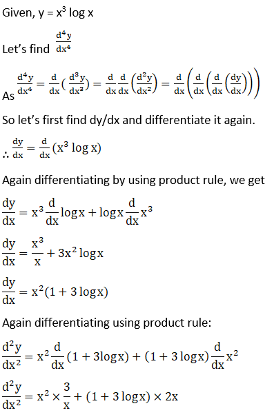RD Sharma Solutions for Class 12 Maths Chapter 12 Higher Order Derivatives Image 28