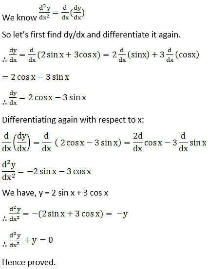 RD Sharma Solutions for Class 12 Maths Chapter 12 Higher Order Derivatives Image 36