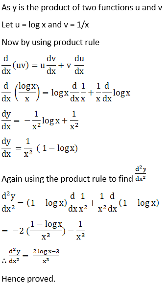 RD Sharma Solutions for Class 12 Maths Chapter 12 Higher Order Derivatives Image 39