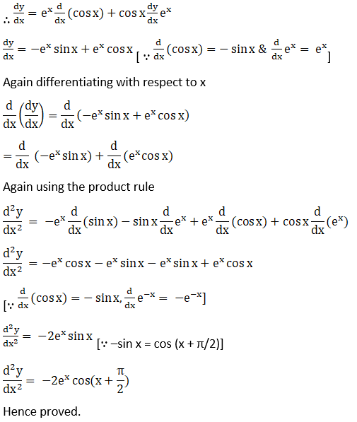 RD Sharma Solutions for Class 12 Maths Chapter 12 Higher Order Derivatives Image 52