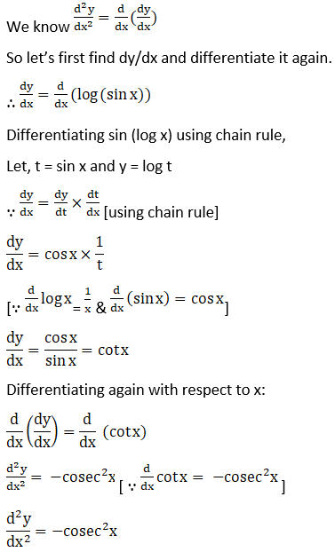 RD Sharma Solutions for Class 12 Maths Chapter 12 Higher Order Derivatives Image 6