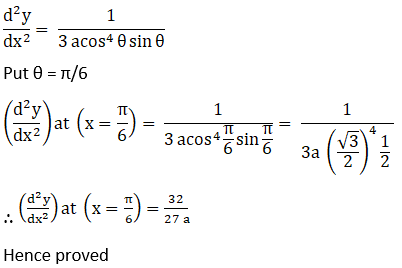 RD Sharma Solutions for Class 12 Maths Chapter 12 Higher Order Derivatives Image 62