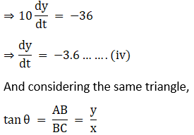 RD Sharma Solutions for Class 12 Maths Chapter 13 Derivative as a Rate Measurer Image 30