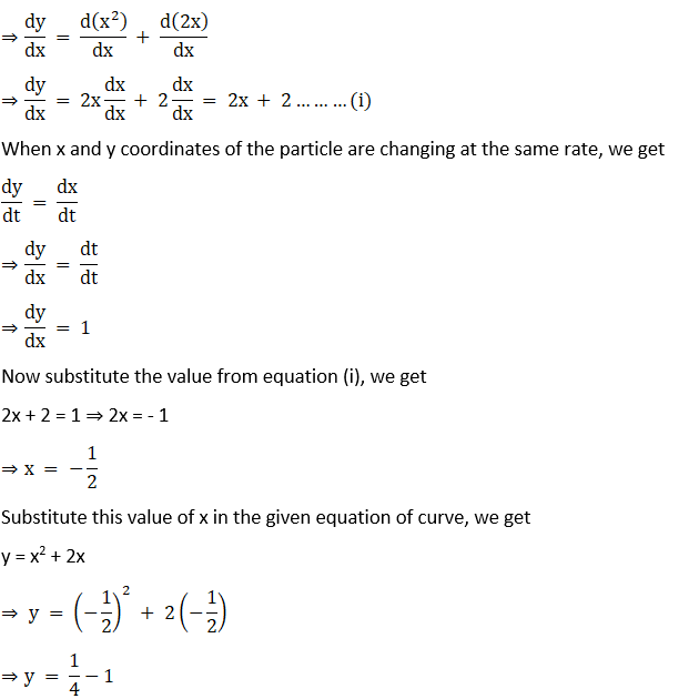RD Sharma Solutions for Class 12 Maths Chapter 13 Derivative as a Rate Measurer Image 32