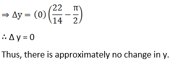 RD Sharma Solutions for Class 12 Maths Chapter 14 Differentials, Errors and Approximations Image 3
