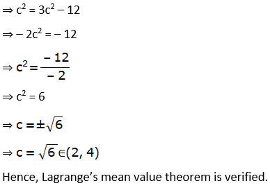 RD Sharma Solutions for Class 12 Maths Chapter 15 Mean Value Theorems Image 113