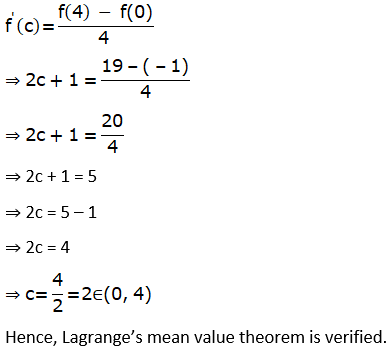 RD Sharma Solutions for Class 12 Maths Chapter 15 Mean Value Theorems Image 116