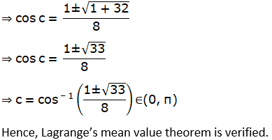RD Sharma Solutions for Class 12 Maths Chapter 15 Mean Value Theorems Image 120
