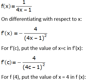 RD Sharma Solutions for Class 12 Maths Chapter 15 Mean Value Theorems Image 129