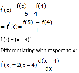 RD Sharma Solutions for Class 12 Maths Chapter 15 Mean Value Theorems Image 133