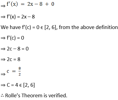 RD Sharma Solutions for Class 12 Maths Chapter 15 Mean Value Theorems Image 14