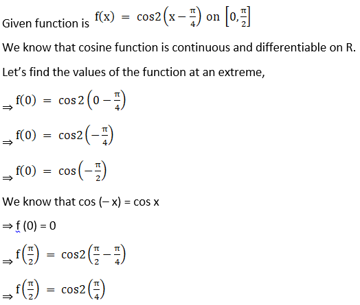 RD Sharma Solutions for Class 12 Maths Chapter 15 Mean Value Theorems Image 28
