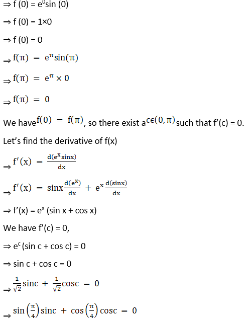 RD Sharma Solutions for Class 12 Maths Chapter 15 Mean Value Theorems Image 35