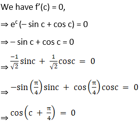 RD Sharma Solutions for Class 12 Maths Chapter 15 Mean Value Theorems Image 38