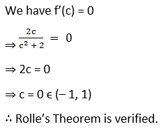 RD Sharma Solutions for Class 12 Maths Chapter 15 Mean Value Theorems Image 51