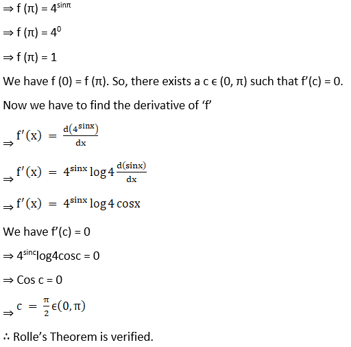 RD Sharma Solutions for Class 12 Maths Chapter 15 Mean Value Theorems Image 65