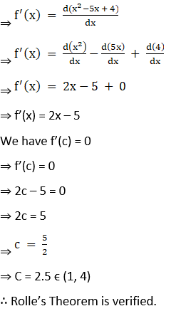 RD Sharma Solutions for Class 12 Maths Chapter 15 Mean Value Theorems Image 66