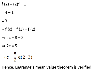 RD Sharma Solutions for Class 12 Maths Chapter 15 Mean Value Theorems Image 73