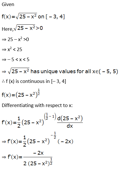 RD Sharma Solutions for Class 12 Maths Chapter 15 Mean Value Theorems Image 90