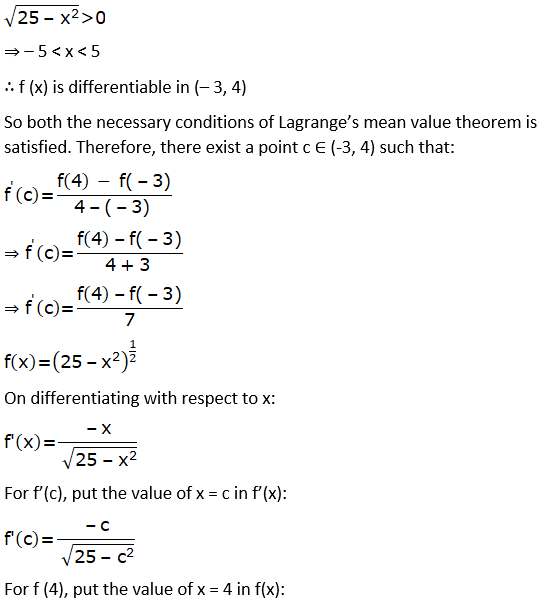 RD Sharma Solutions for Class 12 Maths Chapter 15 Mean Value Theorems Image 92
