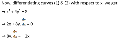 RD Sharma Solutions for Class 12 Maths Chapter 16 Tangents and Normals Image 106