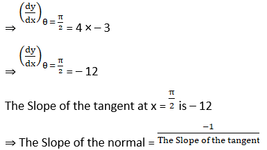 RD Sharma Solutions for Class 12 Maths Chapter 16 Tangents and Normals Image 25