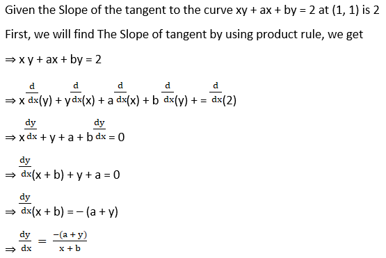RD Sharma Solutions for Class 12 Maths Chapter 16 Tangents and Normals Image 31