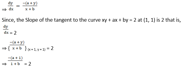 RD Sharma Solutions for Class 12 Maths Chapter 16 Tangents and Normals Image 32