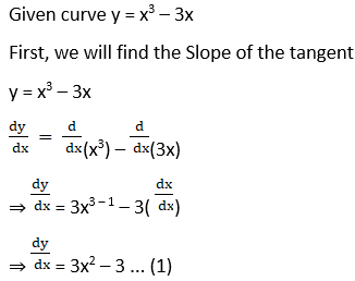 RD Sharma Solutions for Class 12 Maths Chapter 16 Tangents and Normals Image 35