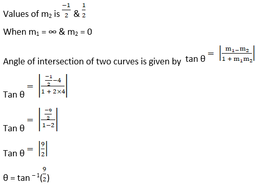 RD Sharma Solutions for Class 12 Maths Chapter 16 Tangents and Normals Image 85