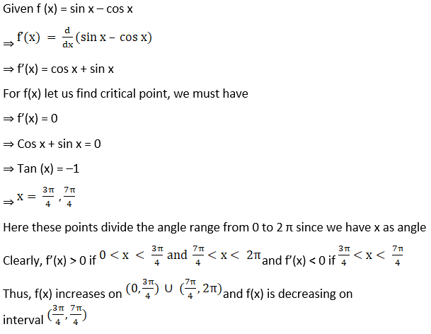 RD Sharma Solutions for Class 12 Maths Chapter 17 Increaing and Decreasing Functions Image 19