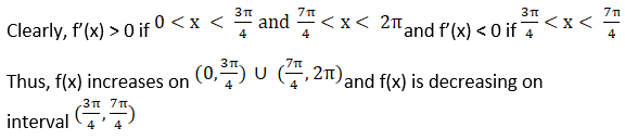 RD Sharma Solutions for Class 12 Maths Chapter 17 Increaing and Decreasing Functions Image 20