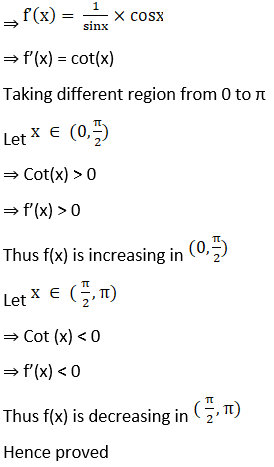 RD Sharma Solutions for Class 12 Maths Chapter 17 Increaing and Decreasing Functions Image 27
