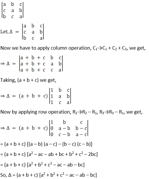 RD Sharma Solutions for Class 12 Maths Chapter 6 Determinants Image 101