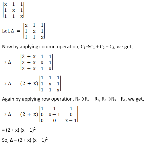RD Sharma Solutions for Class 12 Maths Chapter 6 Determinants Image 103